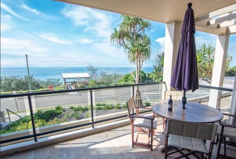 Ocean Beach Apartment