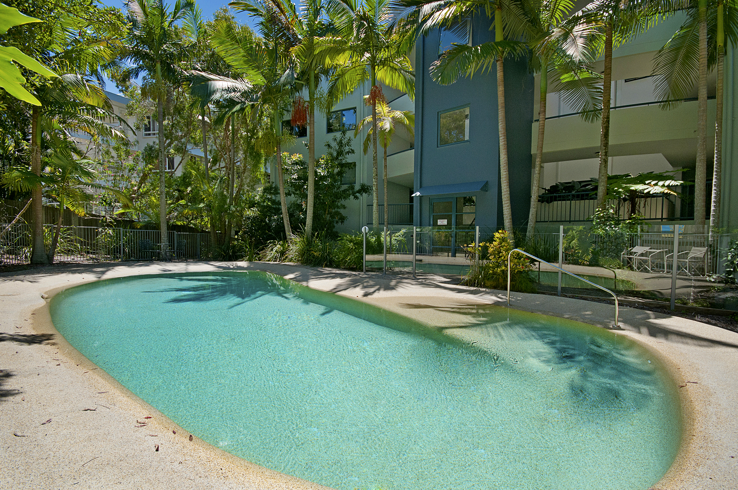 Furnished Sunshine Beach Apartment