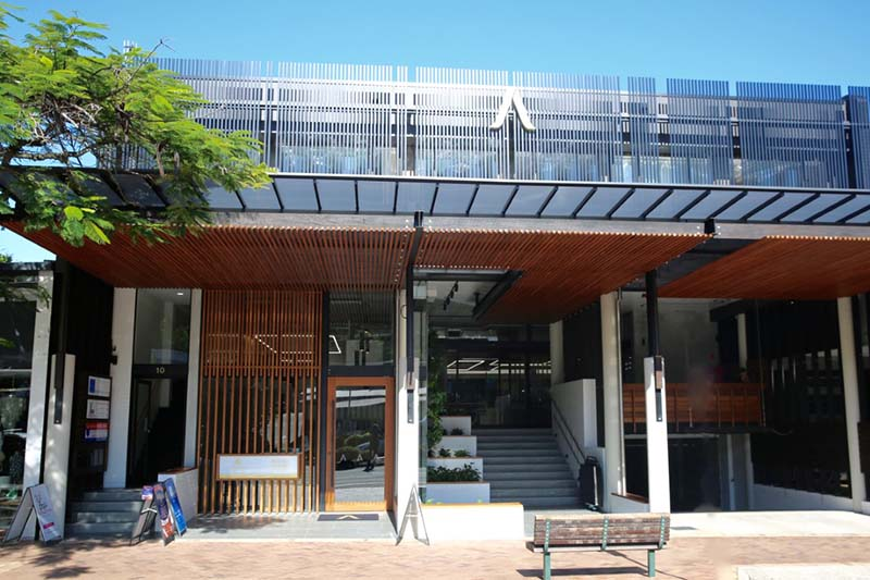 Noosa community - Aspire carbon neutral office