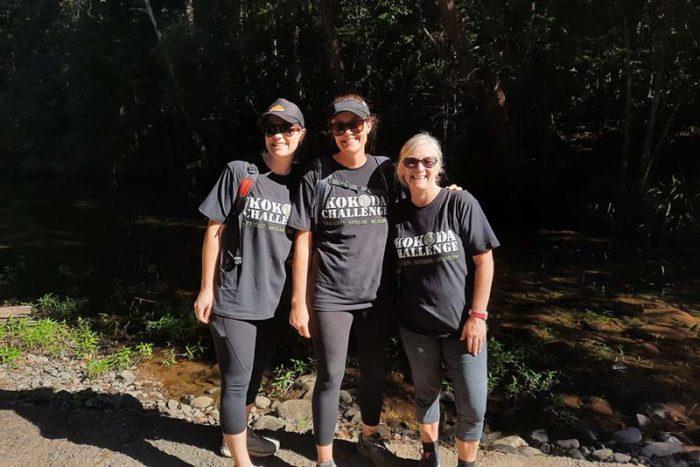 Kokoda challenge team